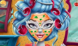 Ghoulia: Real Makeover