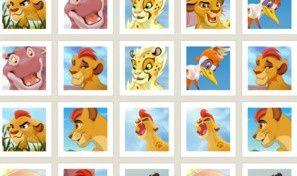 The Lion Guard Memory