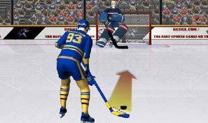 Original game title: Hockey Shootout
