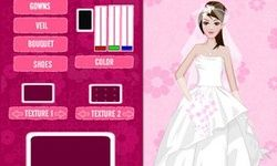 Design your Weddingdress
