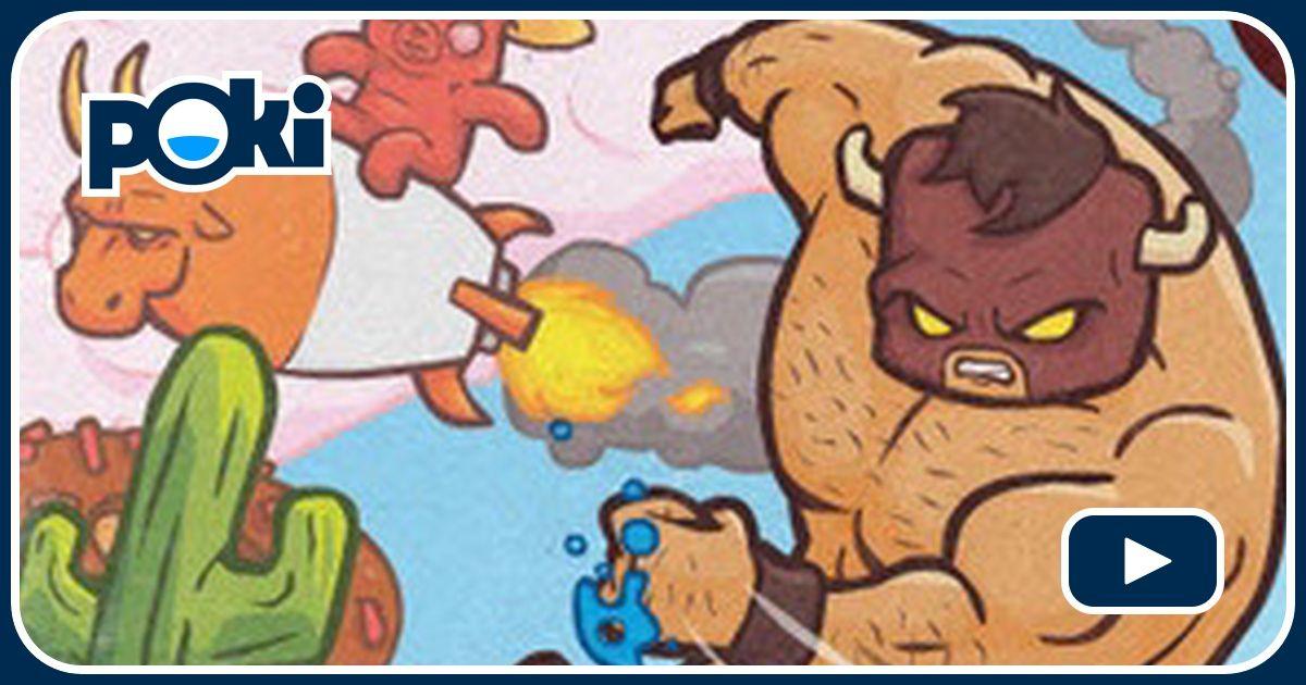 burrito bison revenge game