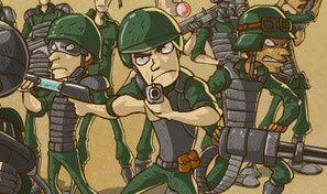Original game title: Cobra Squad TD