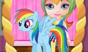 Baby Little Pony