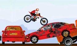 Manobras de Moto Radicais
