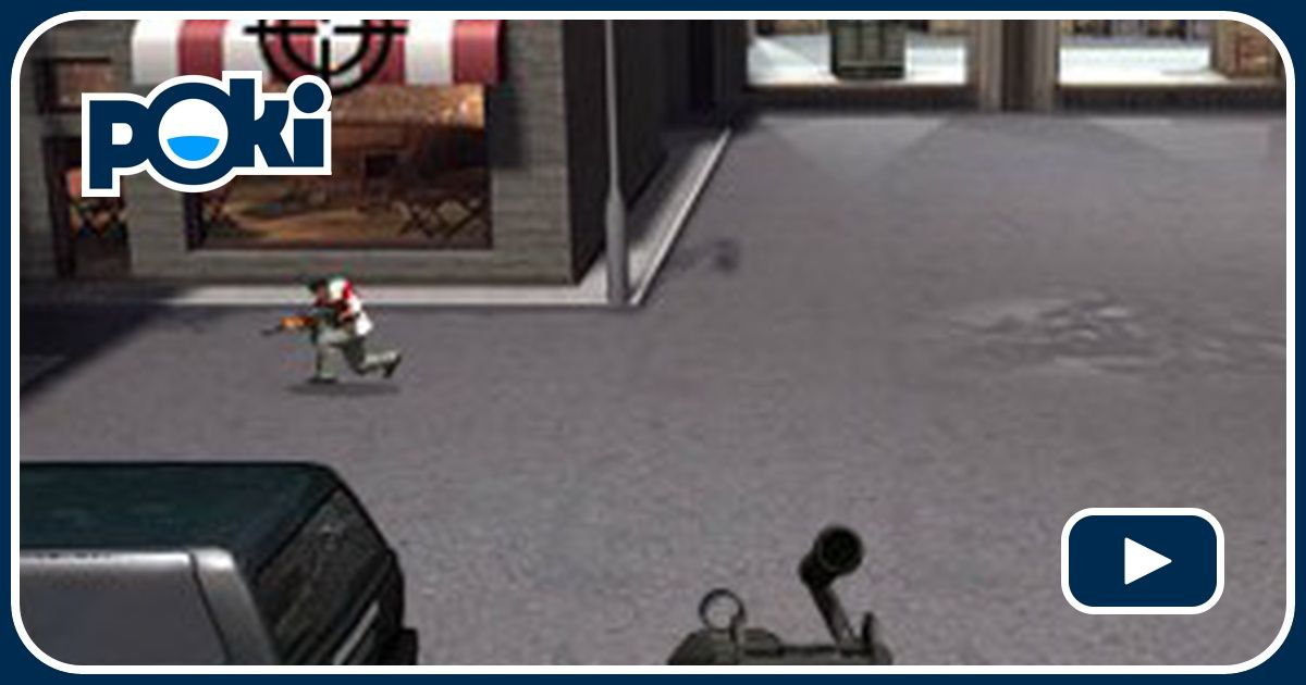 Gangsta War Game - Shooting Games - GamesFreak