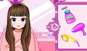 Hairdresser Style Games