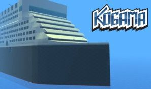 Kogama: Big Cruise Ship