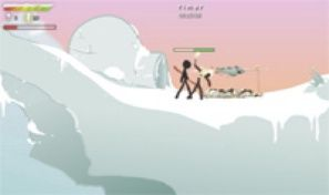 Original game title: Alaskan Adversary
