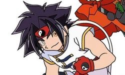 Beyblade Color Game