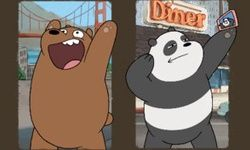 We Bare Bears: Free Fur All