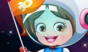 Baby Hazel Astronaut Dress-Up
