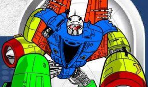 Original game title: Transformers Creator