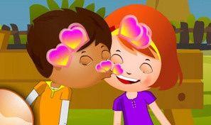 Sam Kissing 4: PK