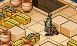 Scooby Tömb Puzzle