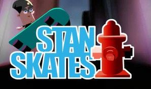Original game title: Stan Skates