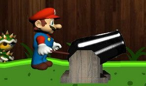 Mario vs Kingboo