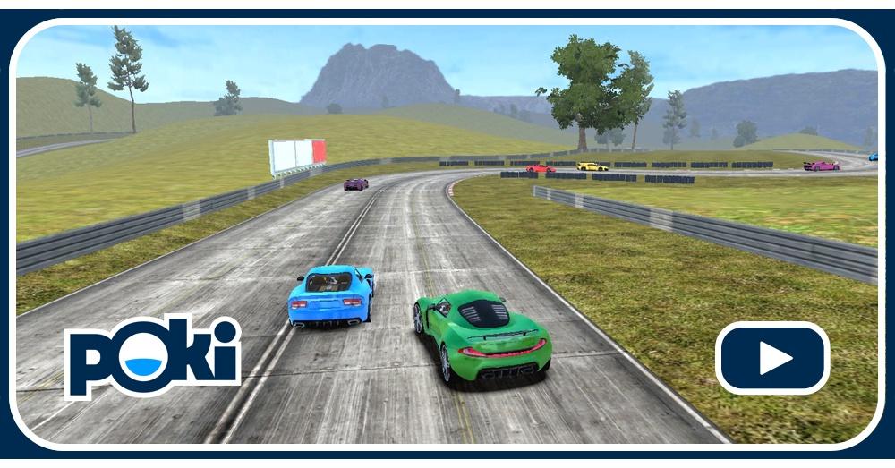 Jogo Speed Racing Pro 2