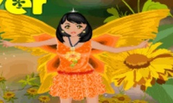 Sunflower Dress Up