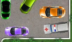 Original game title: Unblock Ambulance Car