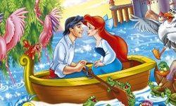 Colorear un Romance de Sirenas