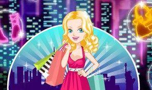 Original game title: Shopaholic: New York