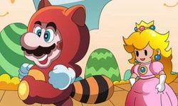 Mario and Princess Escape