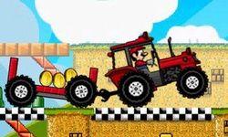 Mario Drag Race