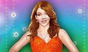 Rihanna Popstar Dress Up