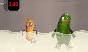 Pickle and Peanut: Mjärt Mart Madness