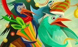 Télapó Pingvinjei: Különbségkereső