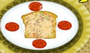 Original game title: Bread Pizza