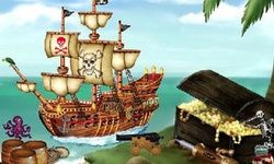 Pirate Island Hidden Objects