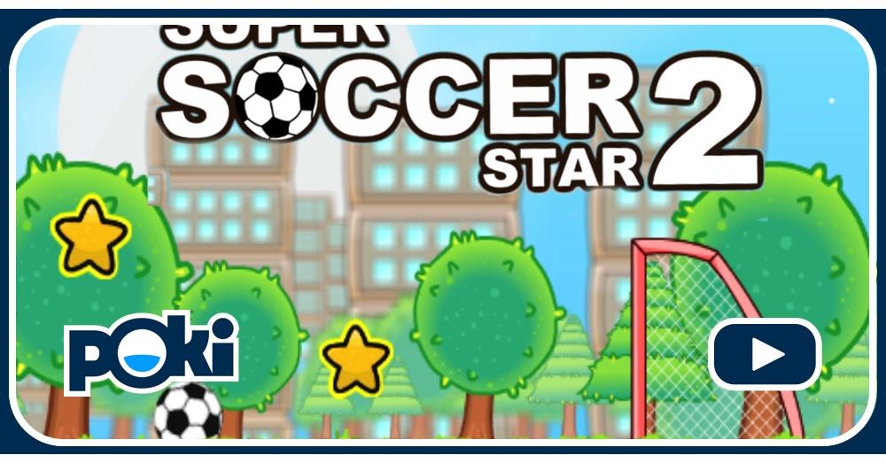 Jogo Online Super Soccer Star 2