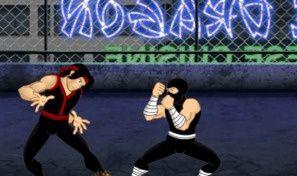 Kickin' It: Immortal Champion