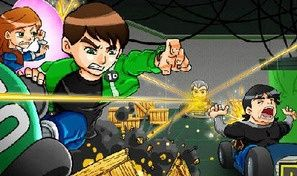 Original game title: Ben 10 Kart 2