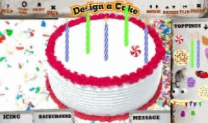 Original game title: Design a Cake