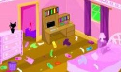 Limpiar la Habitación de Pinky