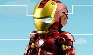 Iron Man Go Go Go
