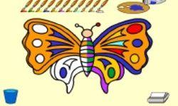 Pillangós Kifestő