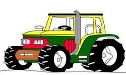 Traktor Anmalen