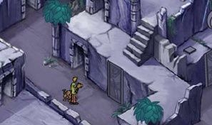 Original game title: Terror in Tikal