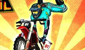 Original game title: Moto X Dare Devil