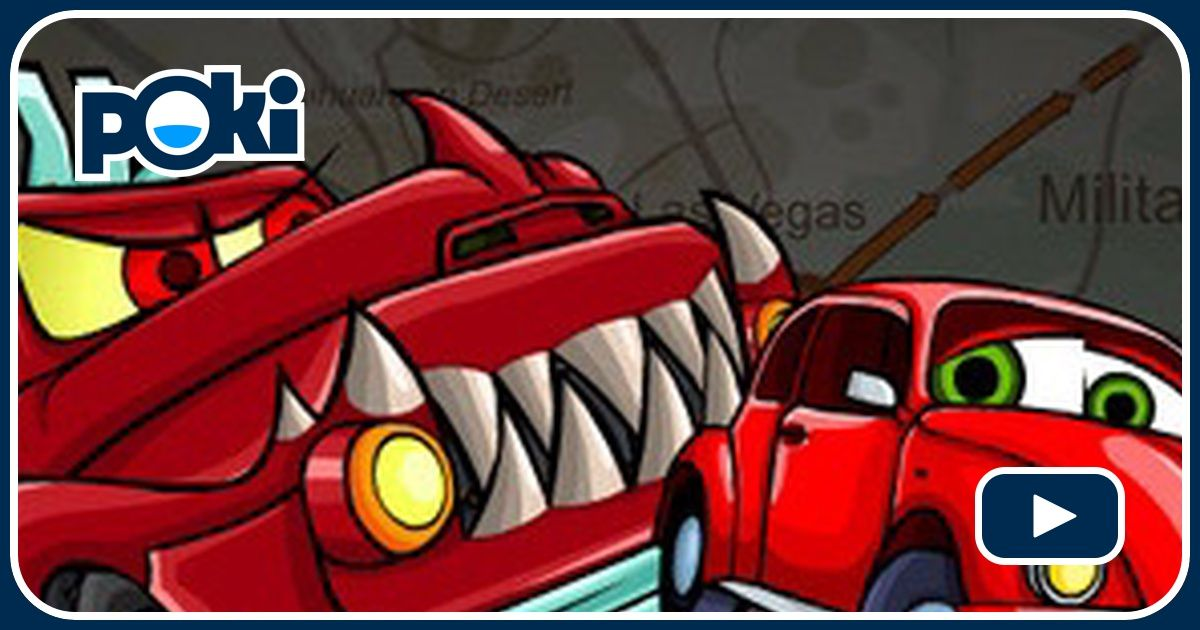 Car Eats Car 2 Deluxe Game - Car Games - GamesFreak
