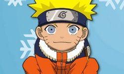 Naruto Winter Motocross