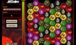 Original game title: Hexa