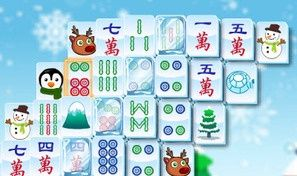 Original game title: Frozen Mahjong