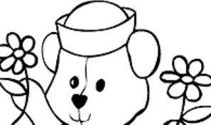 Original game title: Bear Painting