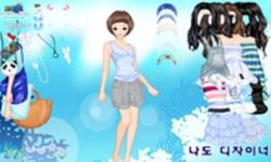 Underwater Dress Up