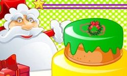 Santa Claus Delicious Cake