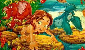 Puzzle Mania Tarzan